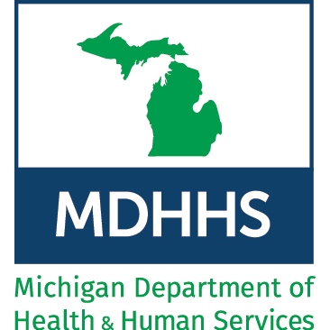 Michigan Department of Human Services logo