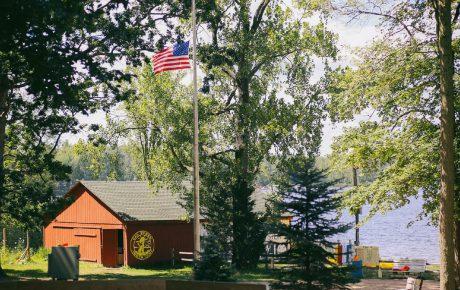 Flag Area