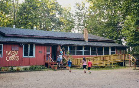 Washburn Lodge