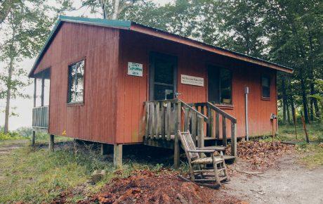 Nature Hut