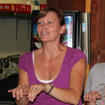 Dottie Myers-Hill, Camp Director