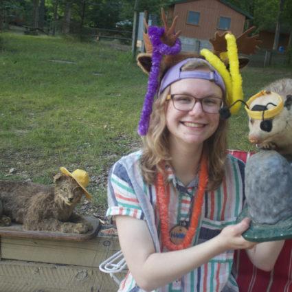 Hannah Powless, Initiatives, Co-Head Counselor