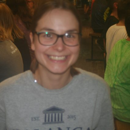 Anna Szczesniak, Lifeguard
