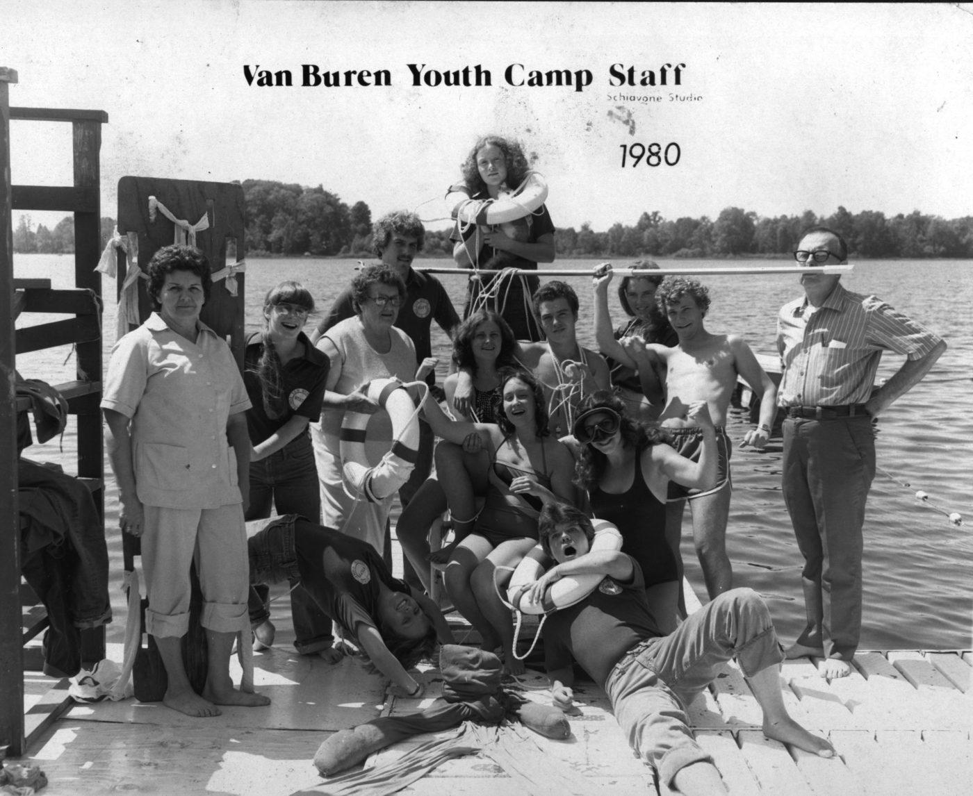 Staff 1980