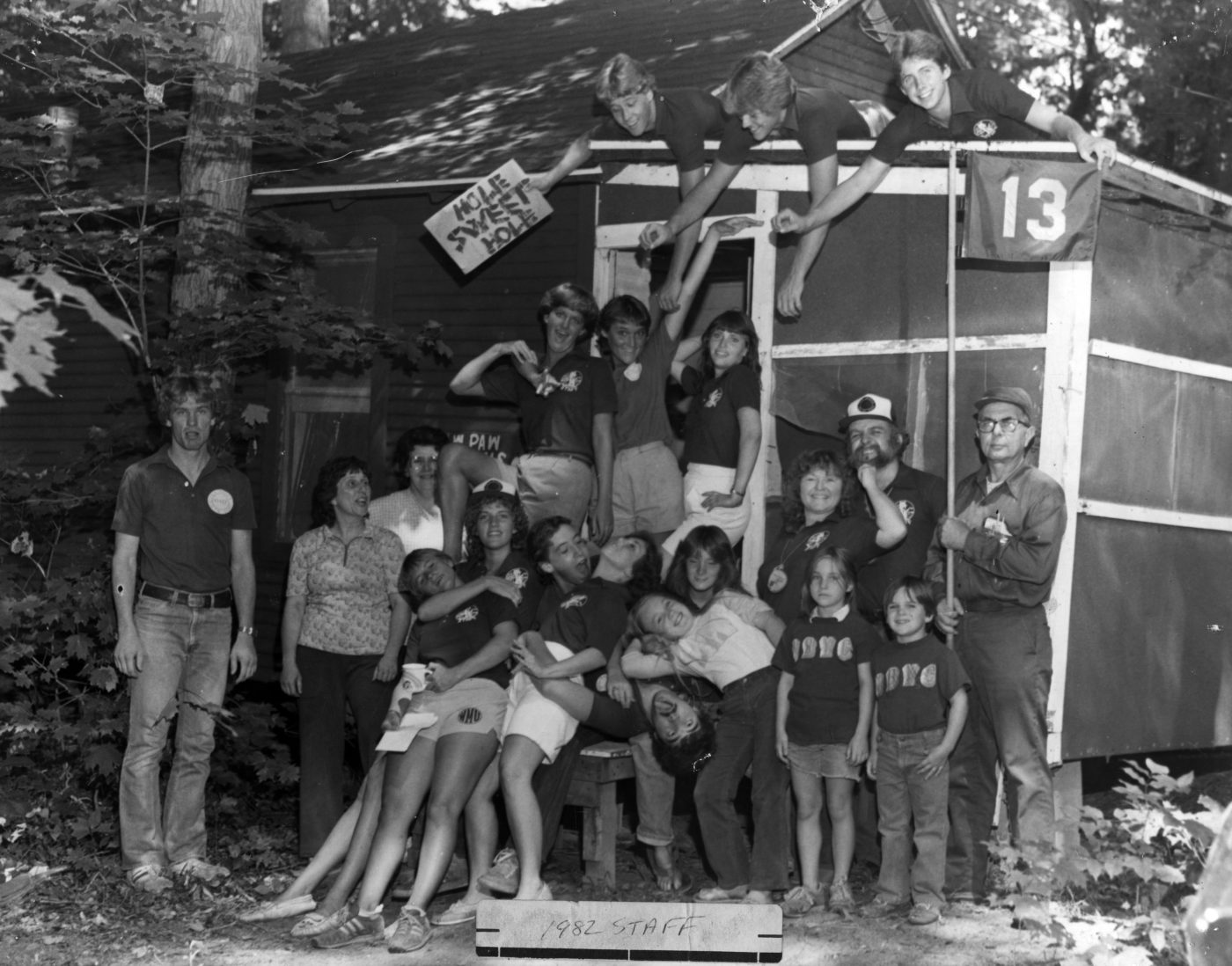 Staff 1982