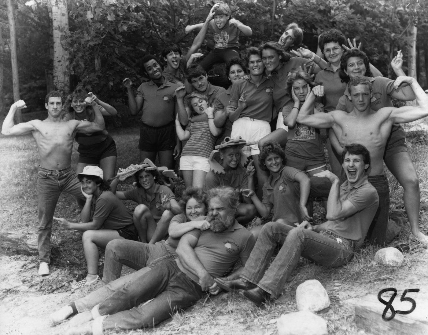 Staff 1985