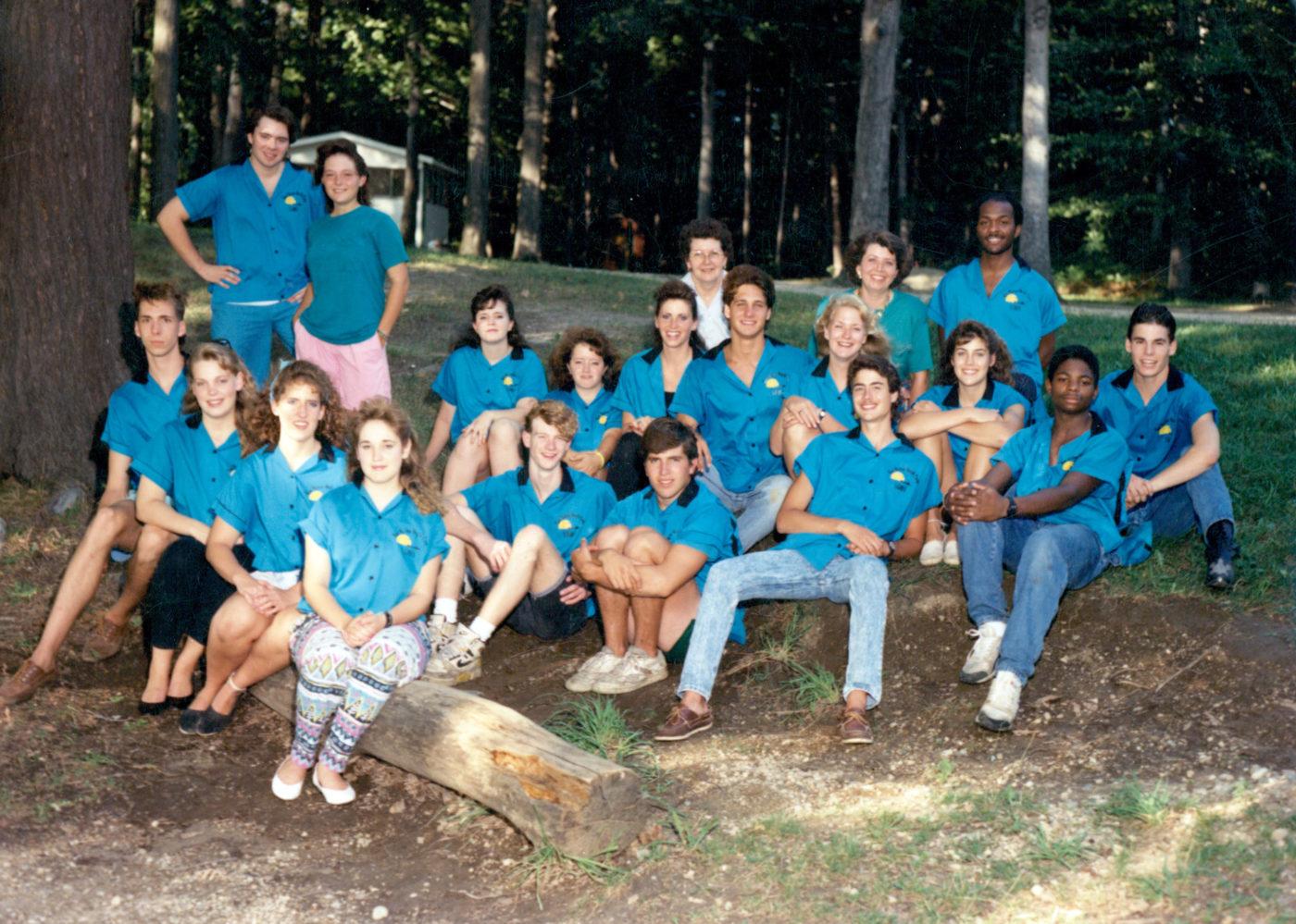Staff 1989