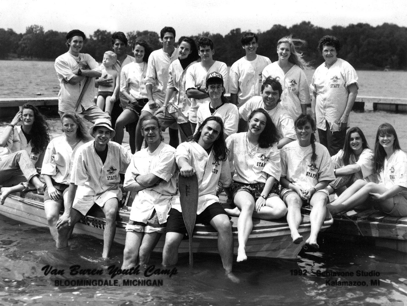 Staff 1992
