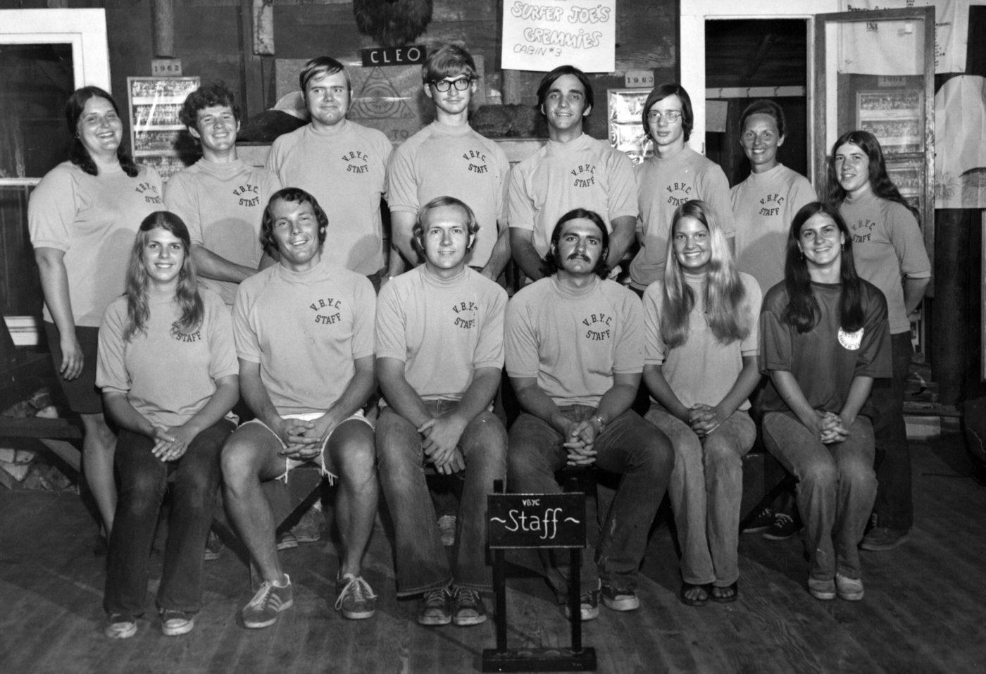 Staff 1972