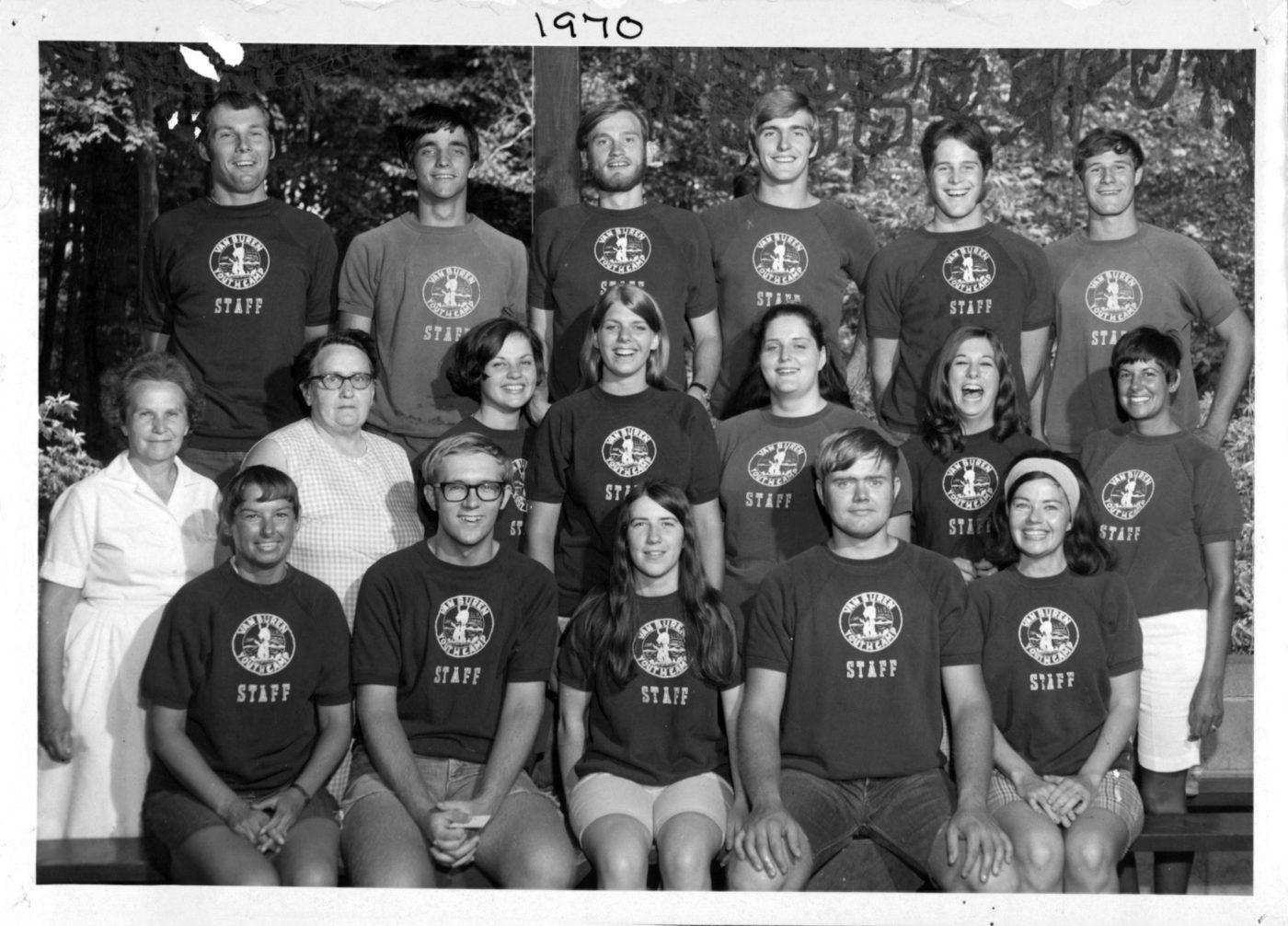 Staff 1970