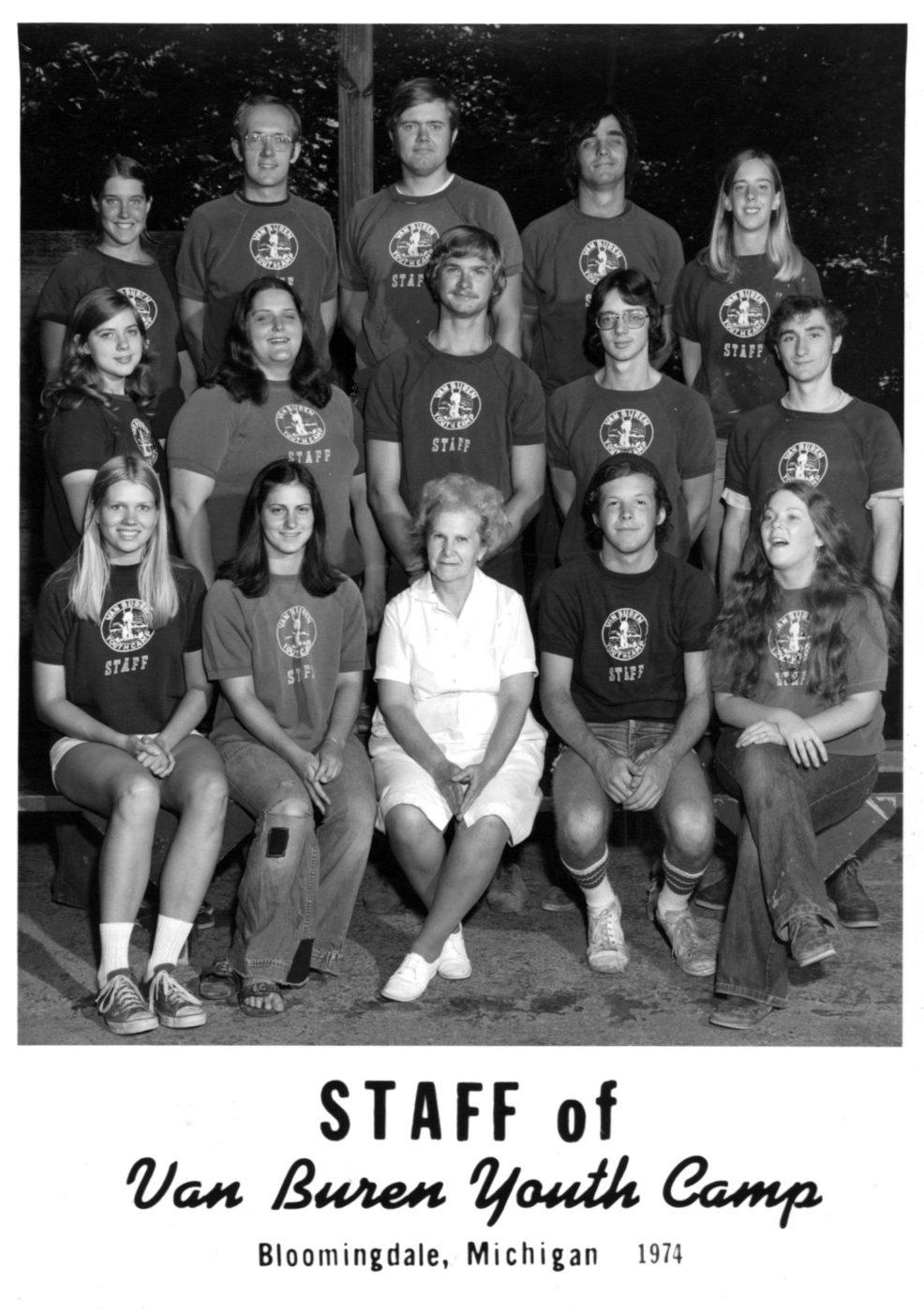 Staff 1974