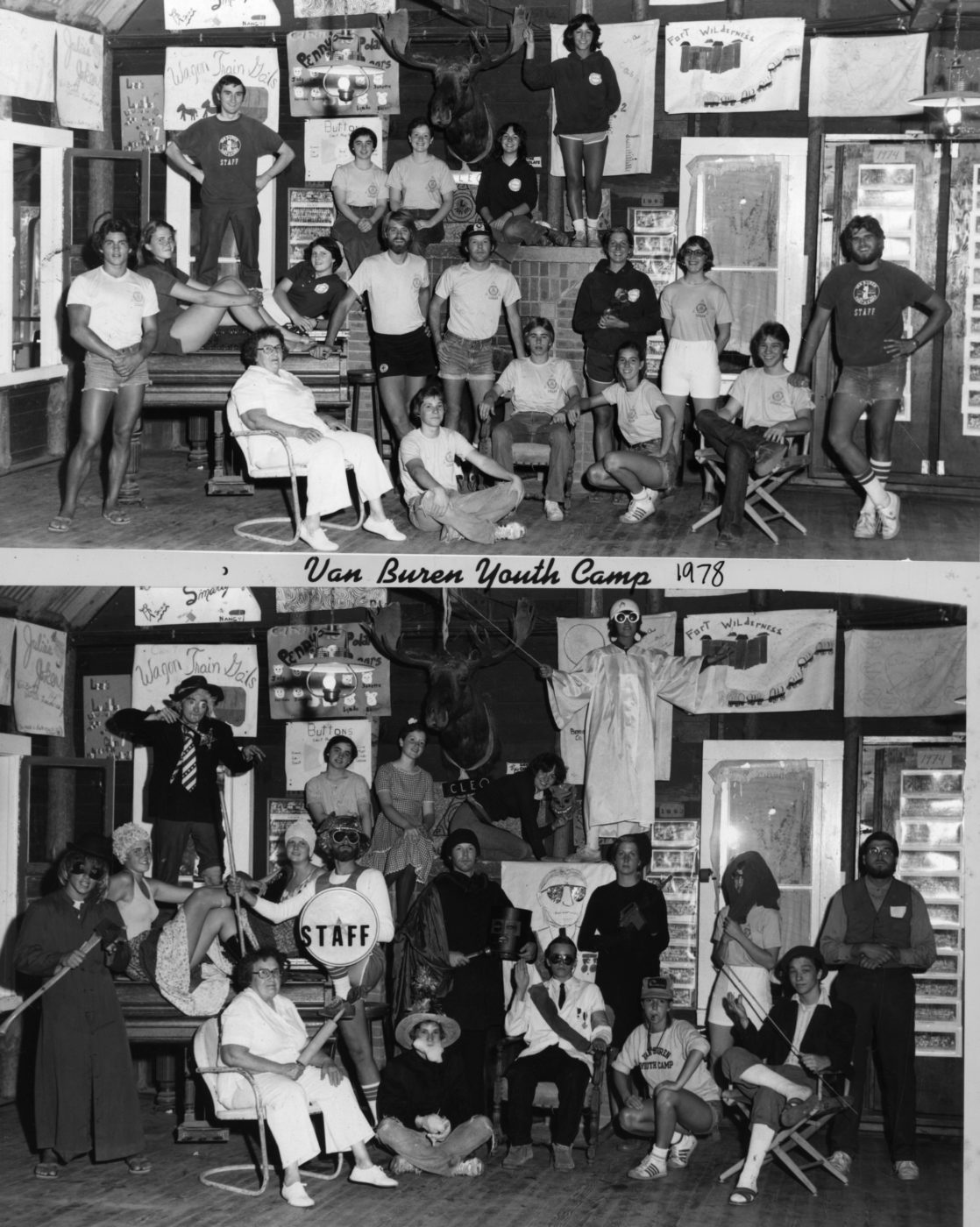 Staff 1978