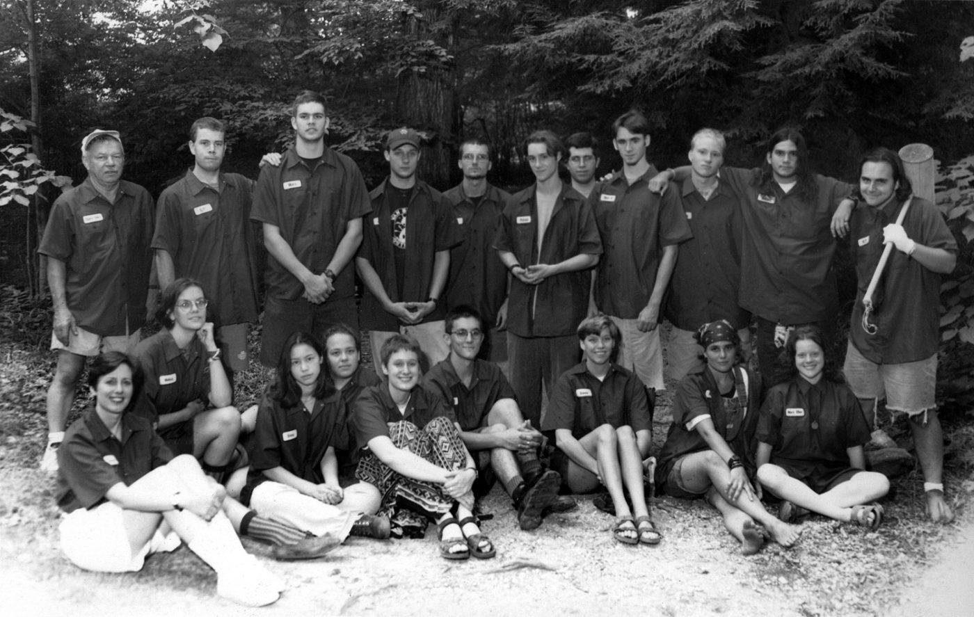 Staff 1995