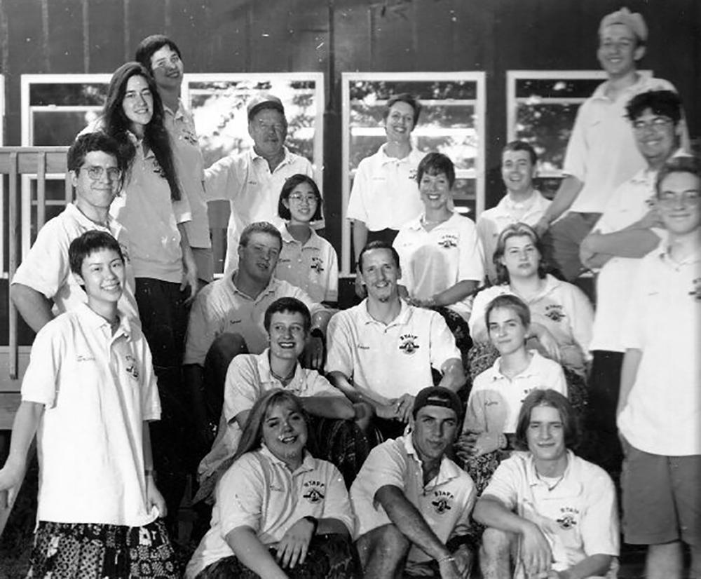 Staff 1996