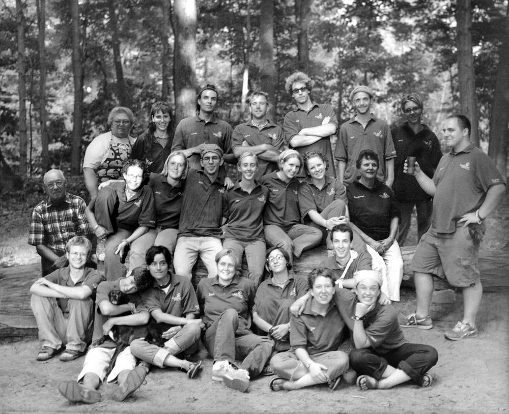 Staff 2001