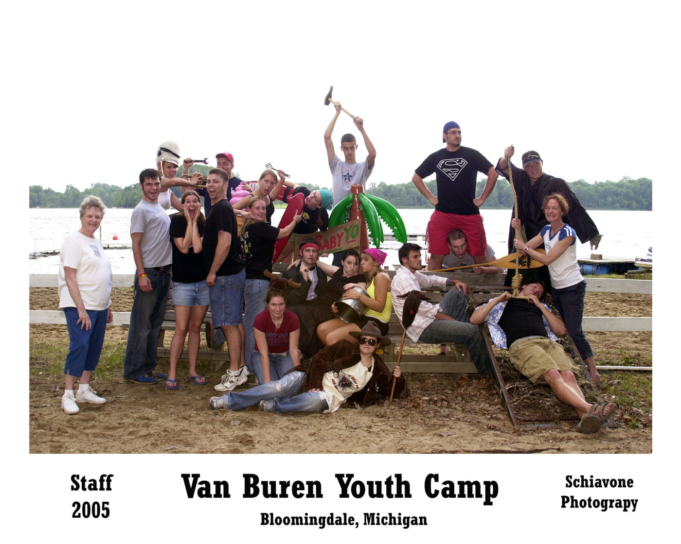 Staff 2005