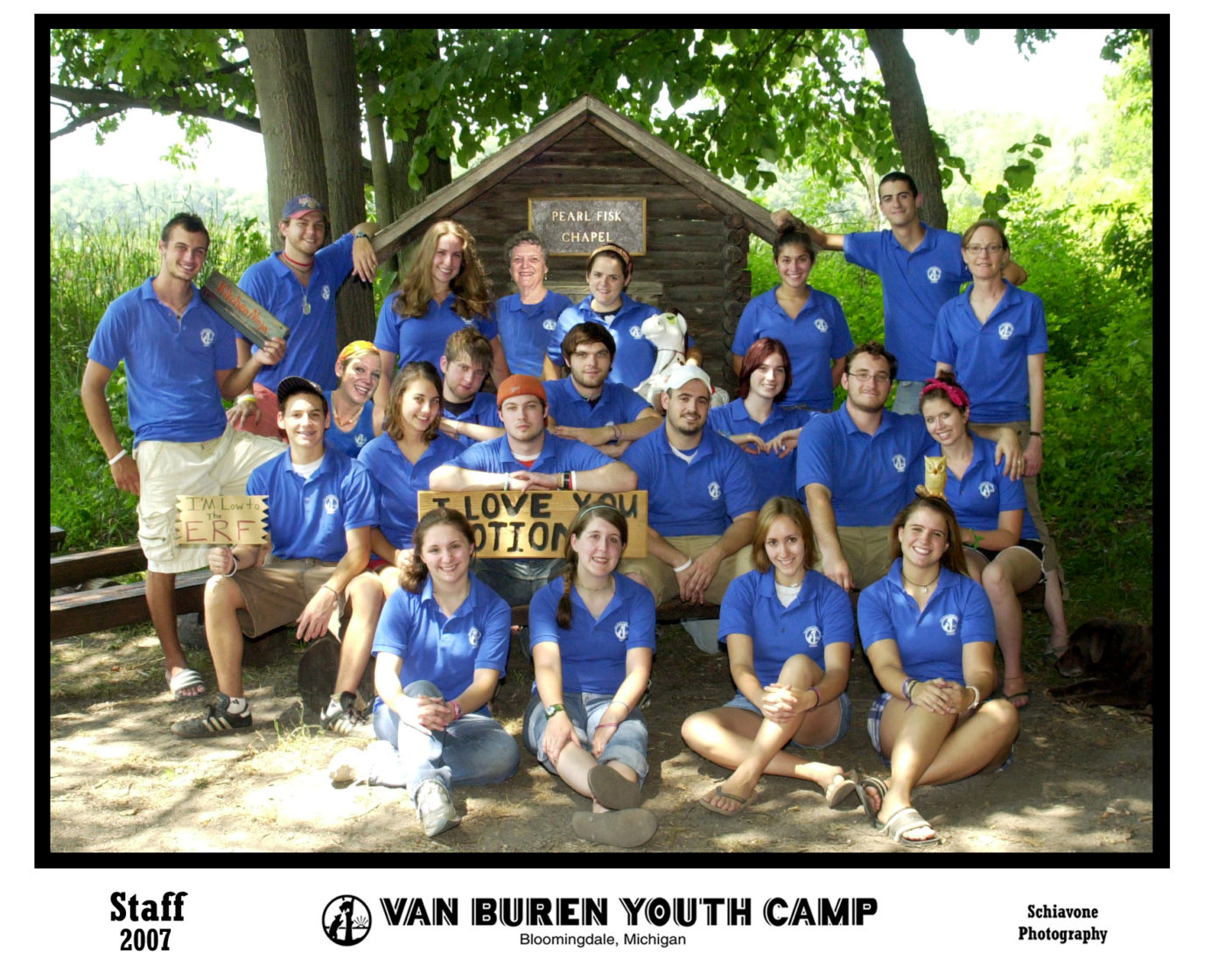 Staff 2007
