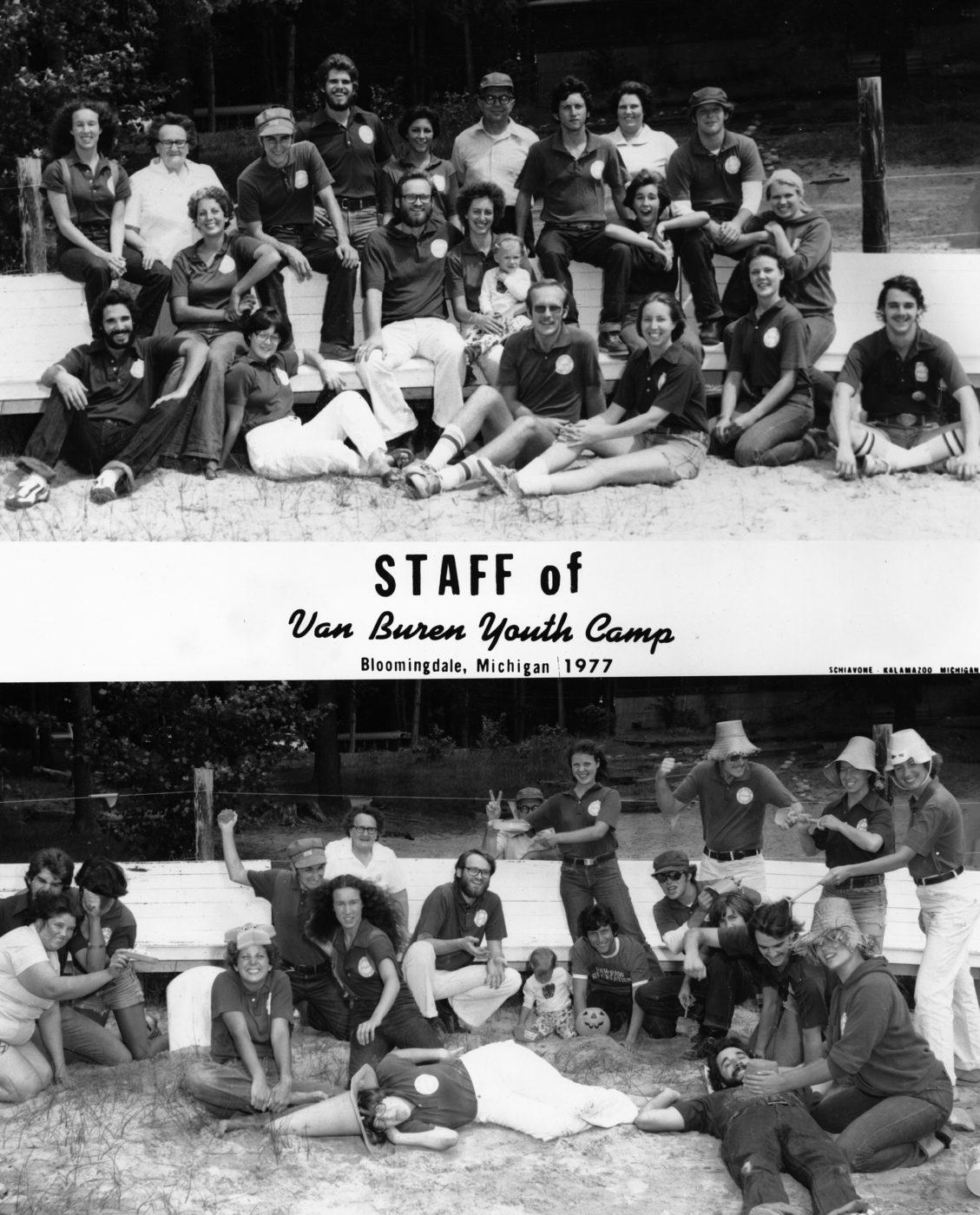 Staff 1977