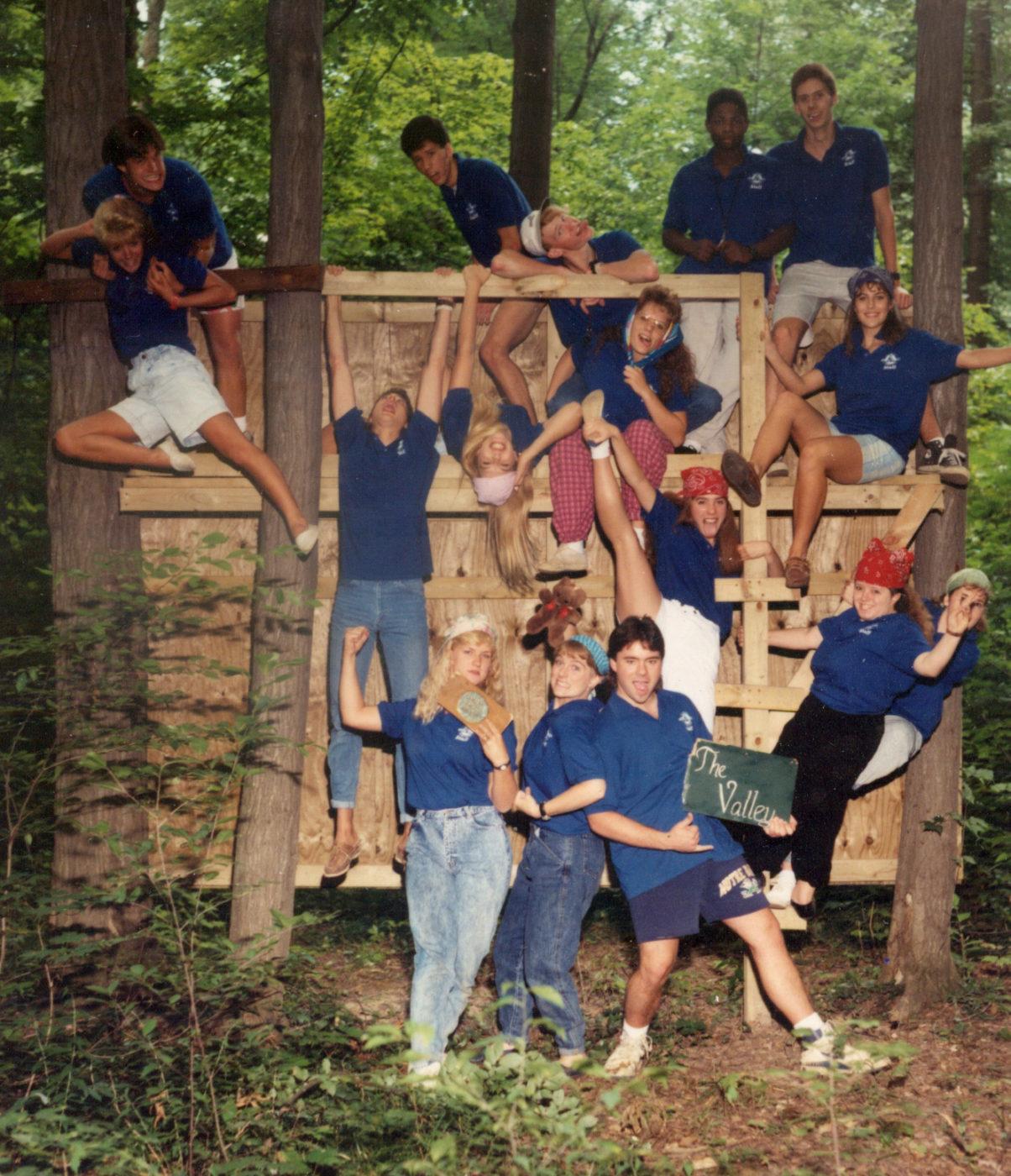 Staff 1990