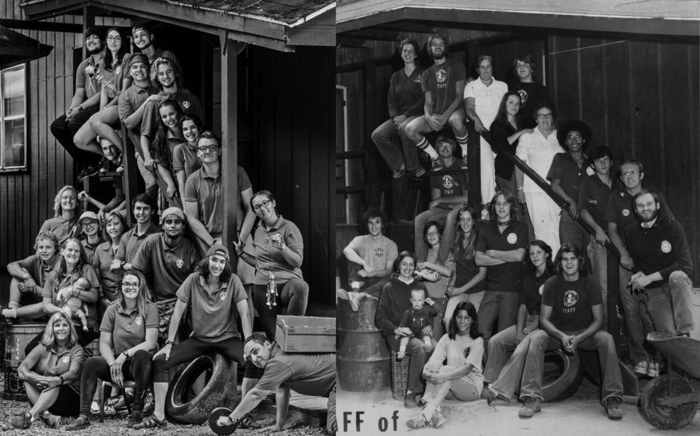 Staff 2018 vs 1976